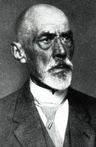 Bild 2. Dr. Adolf Koepsel (1856 bis 1933) (Bild: Siemens-Archiv)